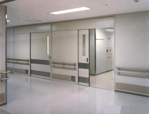 医院安装自动门可以获得哪些好处?